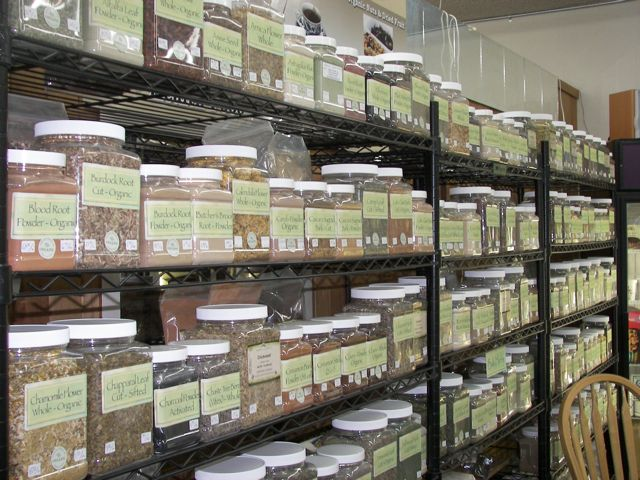 Organic Bulk Herbs, Teas, Spices, Resins, Waxes, Clay, Sprouting Seeds